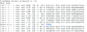 CloudStackのサーバーがお亡くなりに